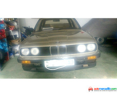 Bmw E30 Coupe 1985