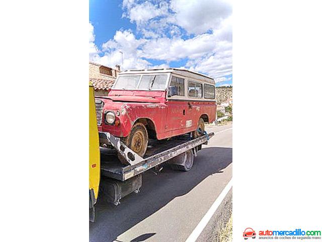 Land Santana Serie 2 1962