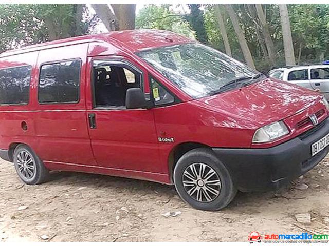 Peugeot Expert 1.9 Td 1.9 Td 1998