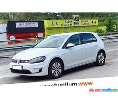 Volkswagen Golf Egolf Electrico Xen+navy 2014