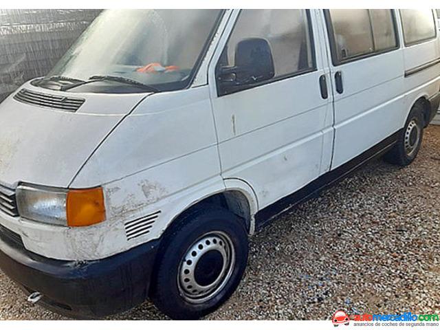 Volkswagen Transporter 1.9 Td 9 Plazas 1.9 Td 1998