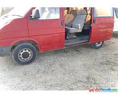 Volkswagen Transporter 1.9 Plazas 9 1.9 1993