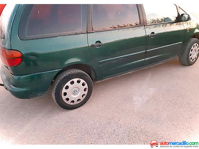 Volkswagen Sharan 1.9 Tdi 110 Cv 1.9 Tdi