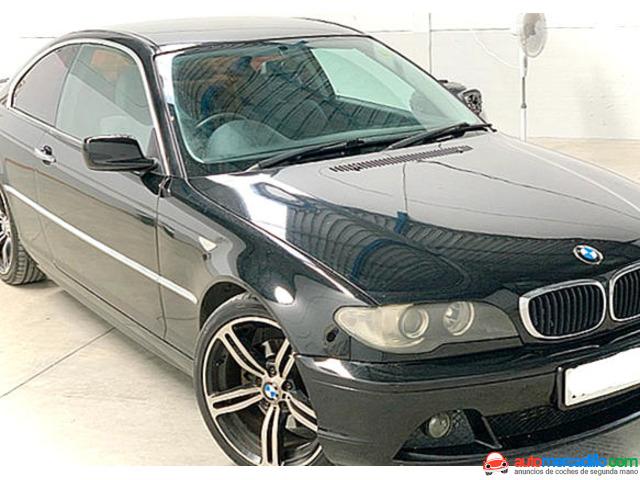 Bmw 320 Cd Coupe Muy Nuevo 2005