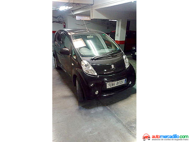 Peugeot Ion 2013