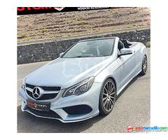 Mercedes-benz Clase E Cabrio E 250 2014