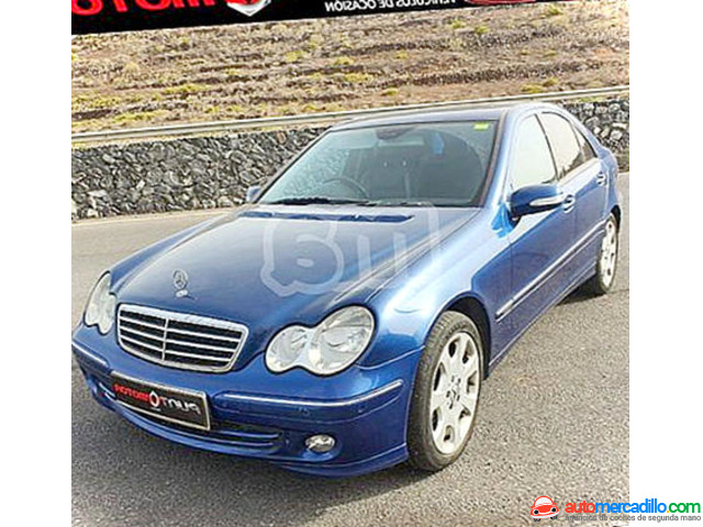 Mercedes-benz Clase C C 220 Cdi Avantgarde Cdi 2006