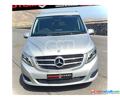 Mercedes-benz Clase V 220 D Marco Polo Largo 2016