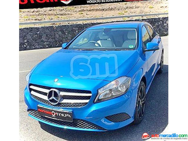 Mercedes-benz Clase A A 180 Style 2013