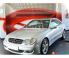 Mercedes-benz Clase Clk Clk 280 Avantgarde 2005