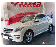 Mercedes-benz Clase M Ml 250 Bluetec 4matic 2012