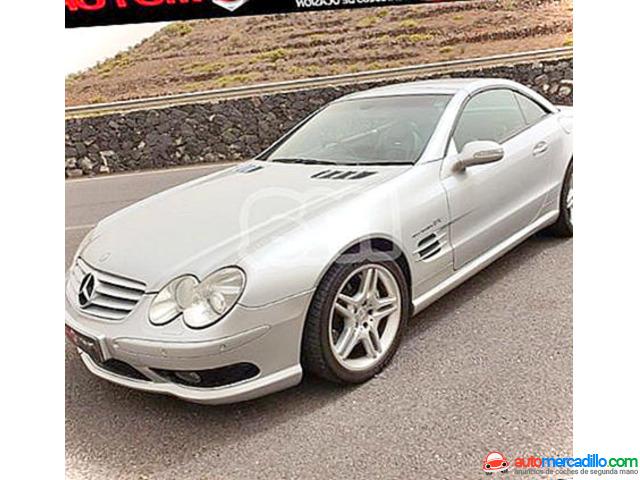 Mercedes-benz Clase Sl Sl 55 Amg 2003