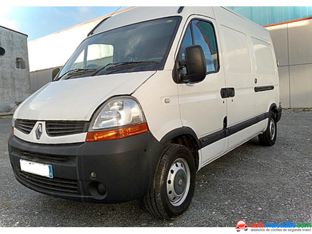 Renault Master 2.5 Dci 2.5 Dci 2009