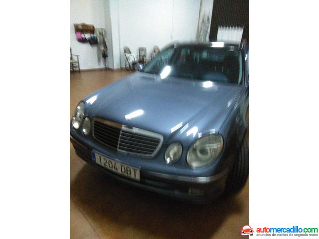 Mercedes clase E 270 CDI Avantgarde