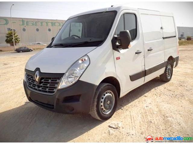 Renault Master 125. 35 2015