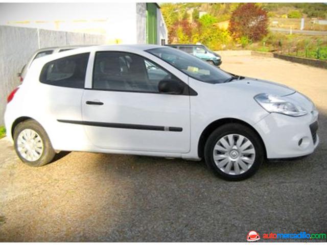 Renault Societe Clio 2012