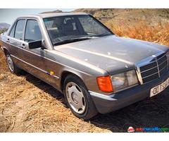 Mercedes 190 D 2.5 Diesel 2.5 1988