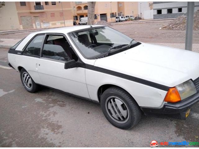Renault Fuego 1983