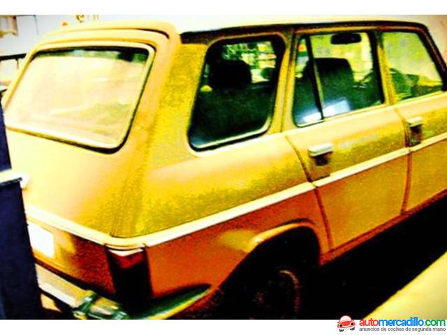 Simca Simca 1200 Blb Break 1979