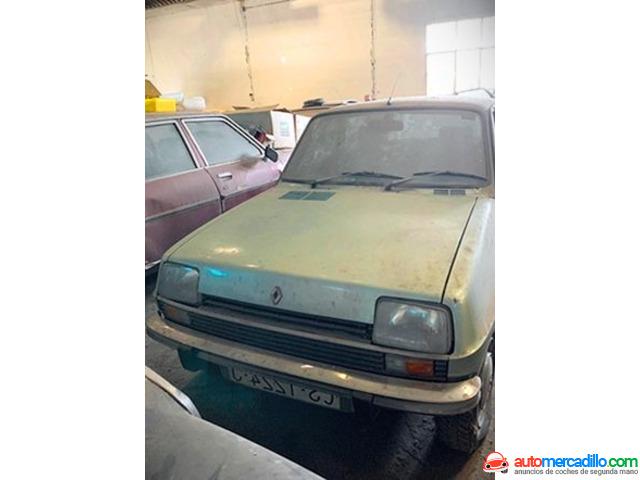 Renault 7 Gtl Gtl 1983
