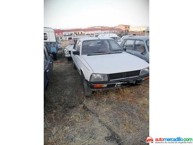 Peugeot 505 Gld 1982