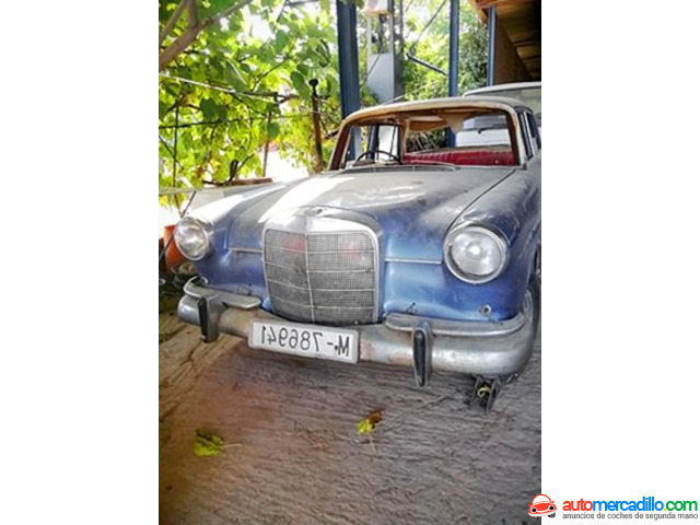 Mercedes Colas 1963