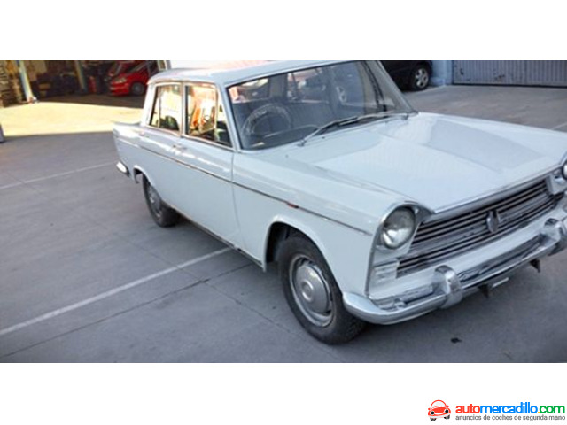 Seat 1500 Monofaro 1964