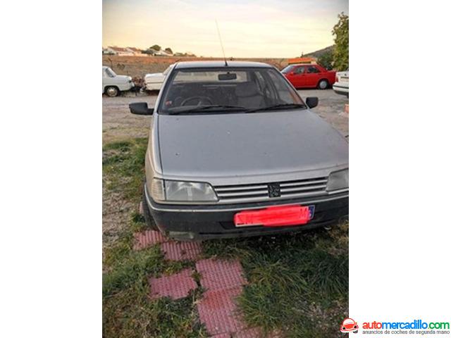 Peugeot Grd 1985