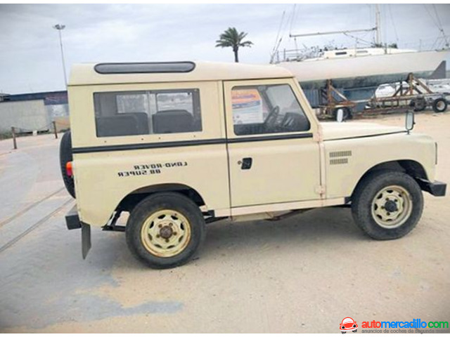 Land-rover Range Rover 1984