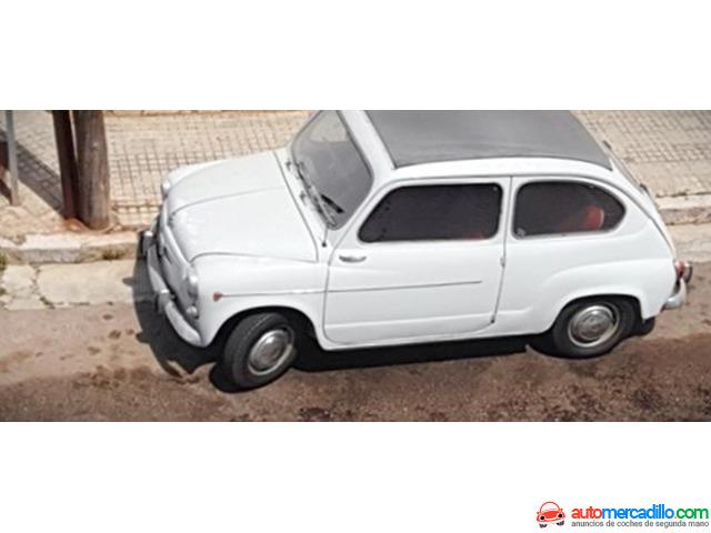 Seat 600 D Descapotable 1969
