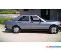 Mercedes 190 2.5 D W201 2.5 1986
