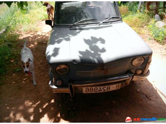 Renault 8 1970