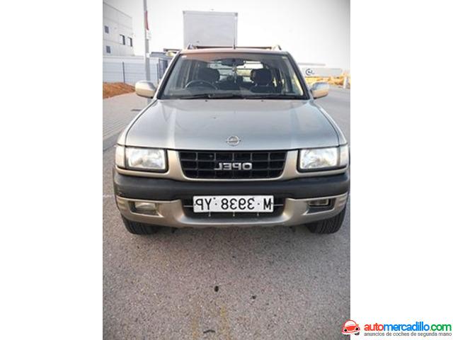 Opel Frontera Limited 2.2 16v 2.2 2000