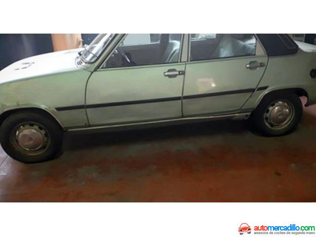 Renault 7 Tl 1978