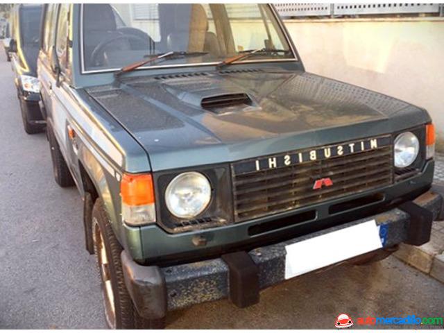 Mitsubishi Montero 1989