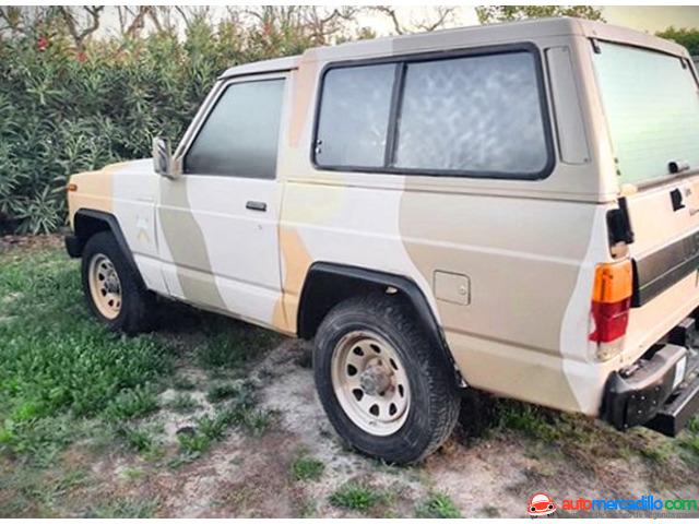 Nissan Patrol 1982