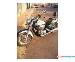 Honda Shadow 750 Vt 1998