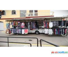 Iveco FurgÓn Tienda Monobloc 2001