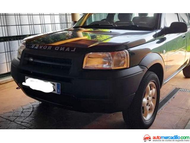 Land-rover Freelander 2002