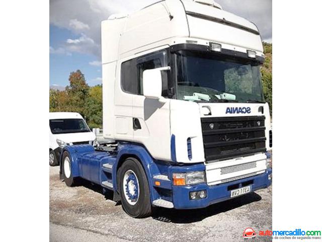 Scania 480 V8 Topline 2004