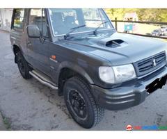 Hyundai Galloper 2.5 D 2.5 1999