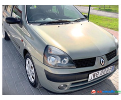 Renault Clio 1.5 Dci 1.5 Dci 2002