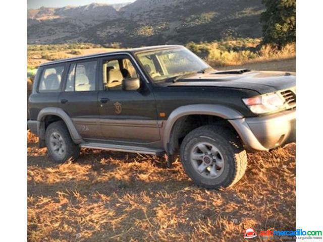 Nissan Patrol Gr 1999