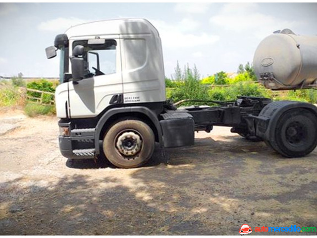 Camion Scania 12 L4x2