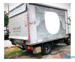 Nissan Trade Botellero/plataforma Hid