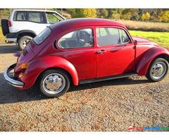 Vw Escarabajo 1982