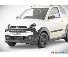 Microcar Mgoo Highland 2019