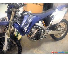 Yamaha Wr 450 F 2011