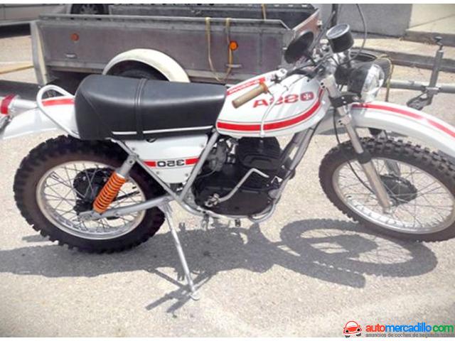 Ossa Super Pioner 350 1978