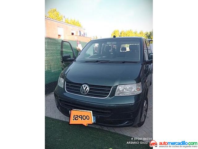 Volkswagen Multivan 2014